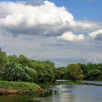 Из дальних далей облако плывёт... :: Лесо-Вед (Баранов)