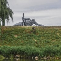 """Монумент """"Жажда"""", Брестская крепость :: Сергей и Ирина Хомич"""