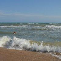 Море волнуется раз.. :: Александр Ерохин