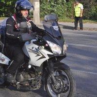 На мотоцикле :: Ольга Винницкая (Olenka)