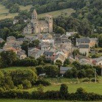 деревня Сэн-Нектер (Saint Nectaire), регион Овернь (Auvergne) :: Георгий