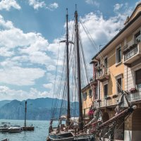 Lago di Garda :: Василe Мелник