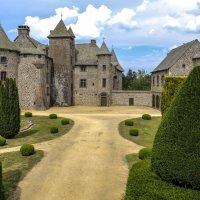 Замок Кордес (Cordes), деревня Орсивал (Orcival) :: Георгий
