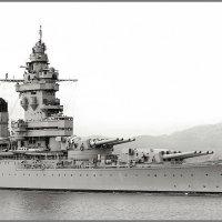 "French battlecruiser-fast battleship ""Strasbourg"". :: Александр"