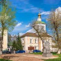 Церковь Успения Богородицы в Твери :: Юлия Батурина