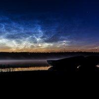Серебристые облака :: Nika Polskaya
