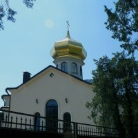 Храм Святителя Луки :: Александр Рыжов