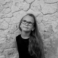 Юная мечтательница :: Марианна Привроцкая