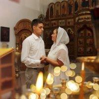 Венчание Ивана и Екатерины :: Светлана Краснова