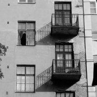 Стена :: Алексей Афанасьев