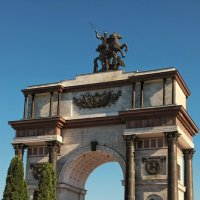 Триумфальная арка :: Алексей Поляков