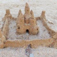 Замок из песка. :: Лариса Исаева