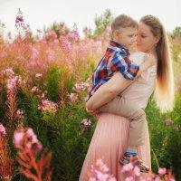 С мамой :: Анастасия Иванова