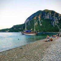 Пляж Чирали, Турция :: Таисия Селищева