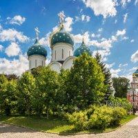 Успенский собор Лавры :: Юлия Батурина