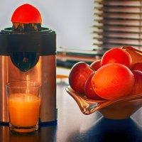 Апельсиновый сок :: Яков Геллер