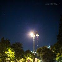 ночной город Баку :: Эмиль Иманов