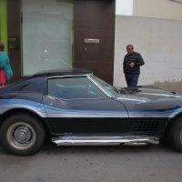 Просто красивая машина... :: Елена Олейникова