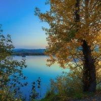 Тихий вечер, уж солнце садится :: vladimir Bormotov