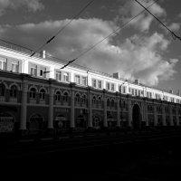 Светлый этаж (ч/б) :: Николай Филоненко