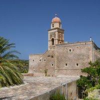 Монастырь Топлу. Крит :: Priv Arter