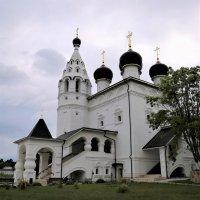 ВходоИерусалимский Храм :: tatiana rastorgyeva