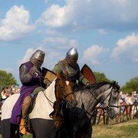 Средневековый бой :: Ахметзянова Лилия