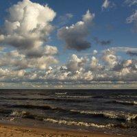 Вечер на заливе :: Aнна Зарубина