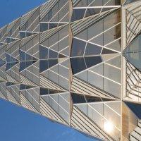Интересное здание :: Alexey YakovLev