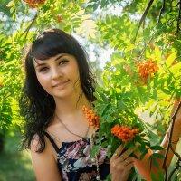 Августа начало :: Вера Сафонова
