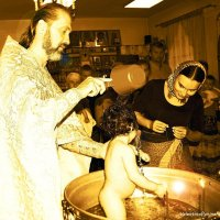 Таинство крещения :: Валентина Панина