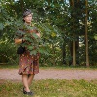 Там где клен шумит .... :: Виктор Седов