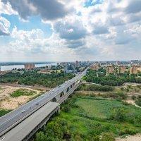 Волгоград. Мост через реку Царица :: Oleg