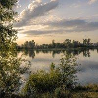 Загородное озеро :: Аркадий Беляков