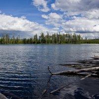Картинки Йеллоустоуна. Ice lake. Ледяное озеро :: Александр Крупский