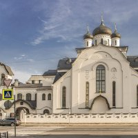 Церковь Знамения Пресвятой Богородицы на Тверской (старообрядческая) :: bajguz igor