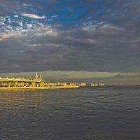 Вечер на заливе. :: Senior Веселков Петр