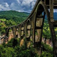 The Great Bridge in Montenegro :: Dmitry Ozersky