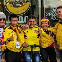 Привет из Колумбии :: Павел
