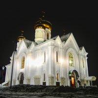 Зимнее ночное рандеву! :: Антоха Л