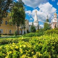 Золото Лавры :: Юлия Батурина