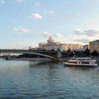 Прогулки по Москве :: Арина Невская