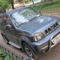 Jeep Suzuki :: Дмитрий Никитин