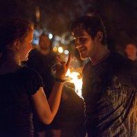 Танец с огнем :: Алексей