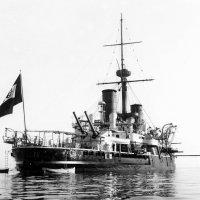 """Ammiraglio di Saint Bon"" (Italian Battleship, 1897-1920). :: Александр"