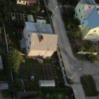 Над крышей дома своего. :: Павел