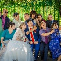 весёлая свадьба :: Ольга Кошевая
