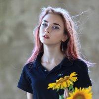Лиза начинающая фото модель. :: Aleksandr Dundanov