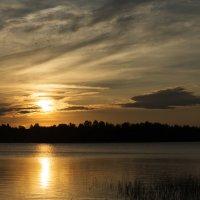 Какая роскошь встречать рассвет! :: ksanka skornyakova