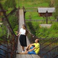 Артур и Маша :: Ирина Лежнева